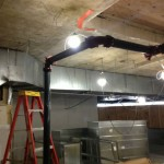 60 Supply Duct Installation